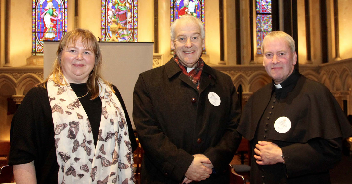 St Patrick's Cathedral Community and Charitable Fund ...