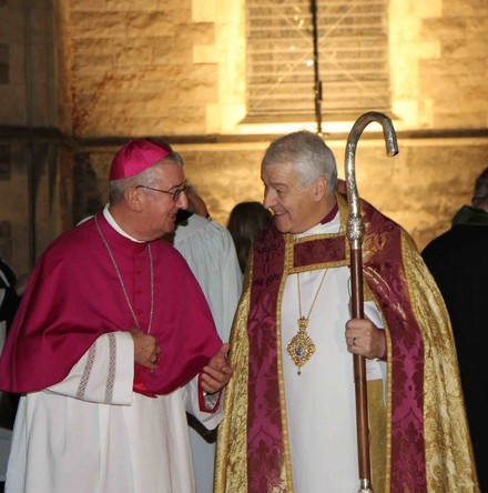 Retirement of Archbishop Diarmuid Martin and appointment of Archbishop–elect Dermot Farrell - Statements of Archbishop Michael Jackson and Bishop Michael Burrows