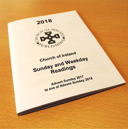 Sunday and Weekday Readings 2018 Booklet Now Available