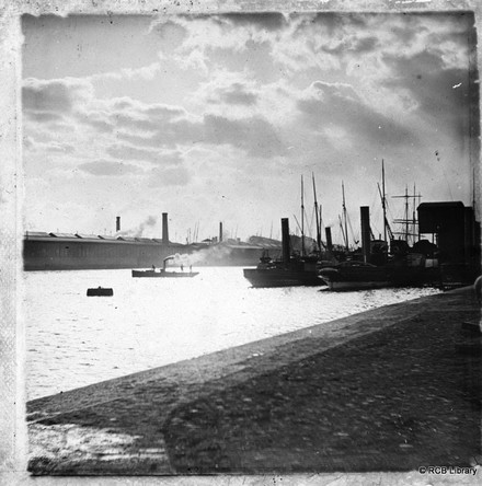 Can you throw light on our lantern slides? - An online series from the RCB Library next week