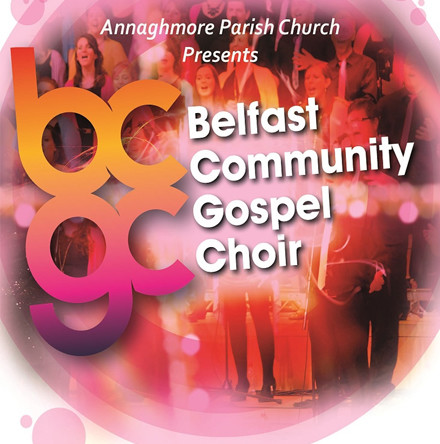 Belfast Community Gospel Choir at Annaghmore Parish Church
