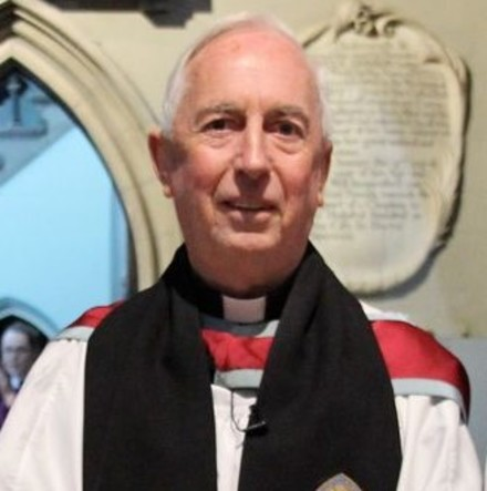 Death of the Very Revd Victor Stacey, former Dean of St Patrick's Cathedral
