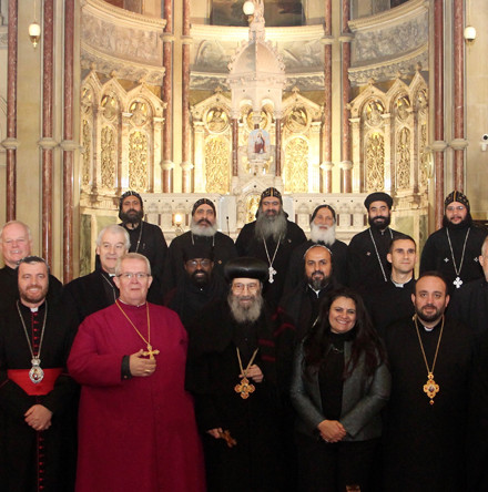 Anglican Oriental–Orthodox International Commission meets in Dublin