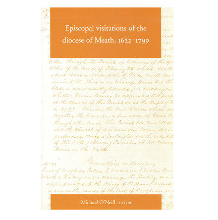 'Episcopal visitations of the diocese of Meath 1622–1799': The RCB Library's Book of the Moment