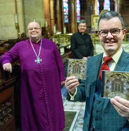 Saint Fin Barre's Cathedral Choir launches new CD