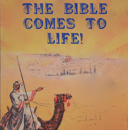 'The Bible Comes to Life' exhibition in Enniskillen