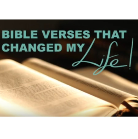 Bible Verses That Changed My Life – with Karen Salmon