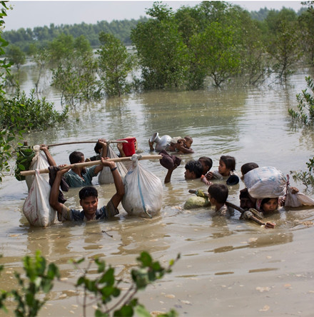 Church of Ireland Bishops' Appeal supports Rohingya refugees and others in crisis situations