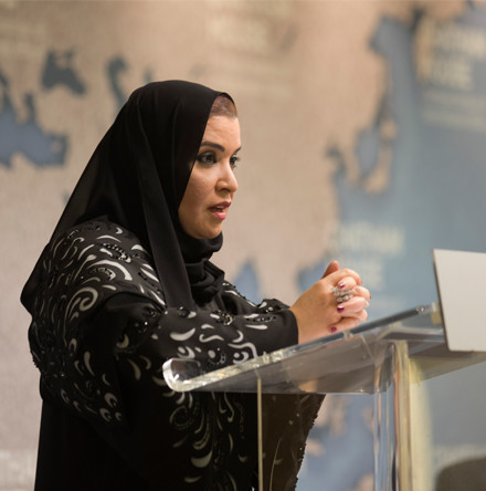 Dr Amal al Qubaisi to speak at Christ Church Cathedral, Waterford
