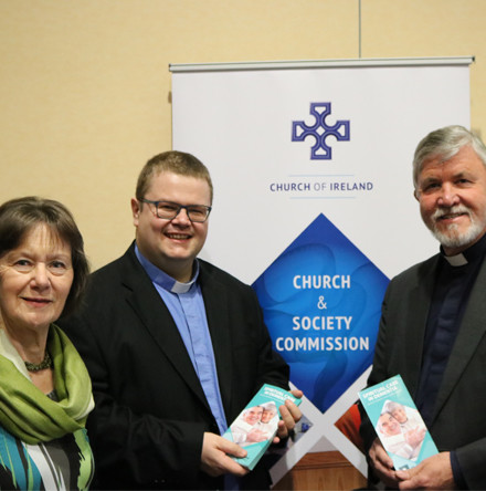 Church and Society Commission launches leaflet on spiritual care in dementia