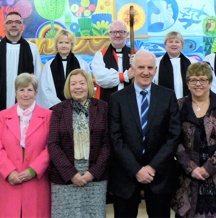 Commissioning of Pastoral Visitors in the Diocese of Armagh