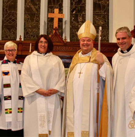 Susan Green installed as new Dean of Cloyne