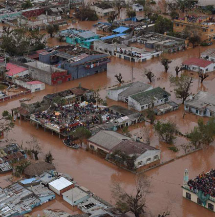 Church of Ireland Bishops' Appeal supports response to Cyclone Idai
