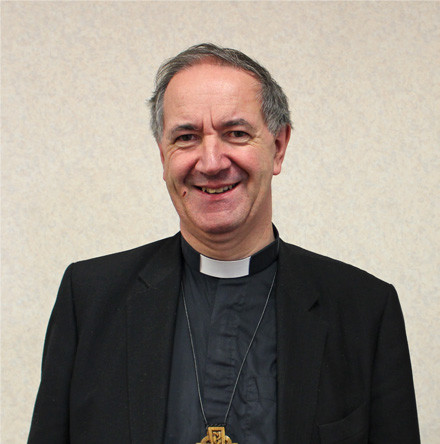Bishop Michael Burrows appointed as Chair of Governors for the Anglican Centre in Rome