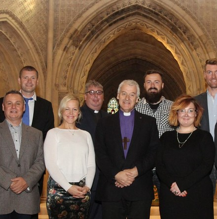 Graduates of First Third Level Chaplaincy Course Awarded Certificates