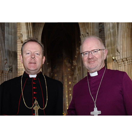 A Joint Holy Week and Easter Message from the Archbishops of Armagh - The Most Revd Richard Clarke & The Most Revd Eamon Martin