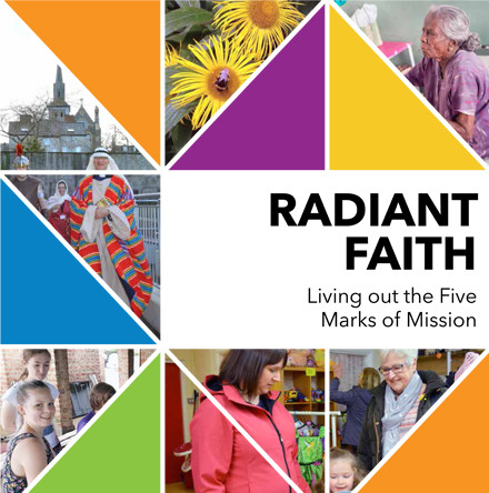 Council for Mission publishes 'Radiant Faith'