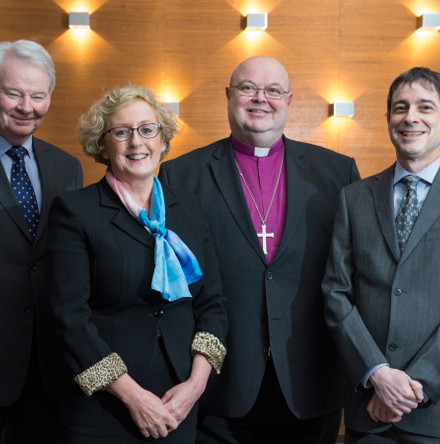 5th Annual St Luke's Charity Conference held in Cork