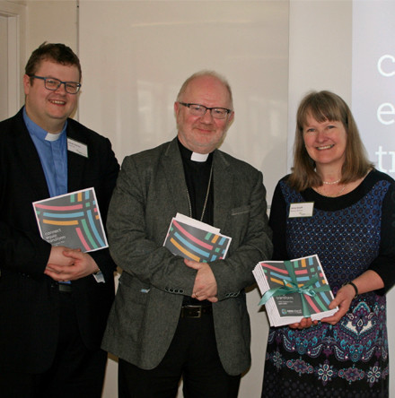 Archbishop Clarke to visit CMS Ireland partners in Zambia