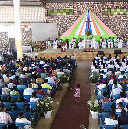 New life and hope in Bujumbura - by Archbishop Michael Jackson