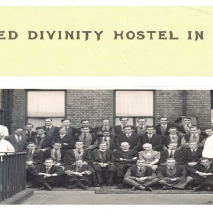 The Foundation and Development of the Church of Ireland Divinity Hostel – A Summary of  RCBL MS1043 - By Sean Hanily