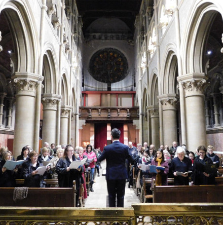 Come and Sing – Vivaldi 'Gloria' at St Fin Barre's Cathedral, Cork