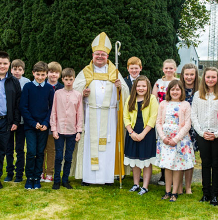 Confirmation Season begins in Cork, Cloyne and Ross