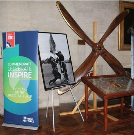 Belfast Cathedral hosts exhibition to mark RAF centenary