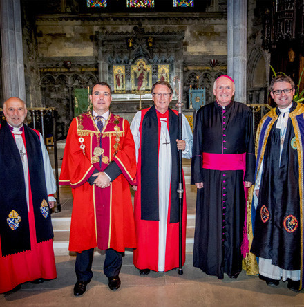 St Mary's Cathedral, Limerick, celebrates 850th year with Service of Thanksgiving