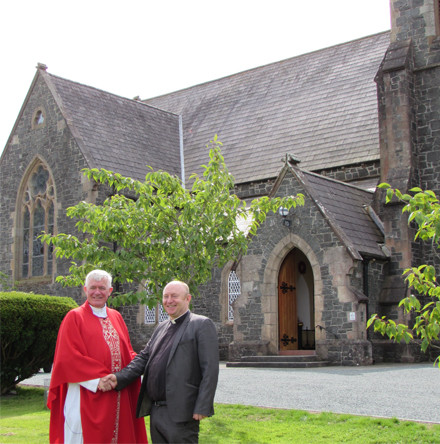 Church of Ireland parish praised for 'friendship and goodwill'