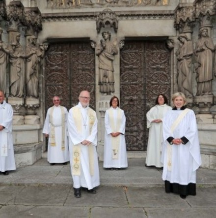 Two deacons ordained in Cork, Cloyne and Ross