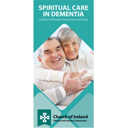 Spiritual care in dementia – leaflet available