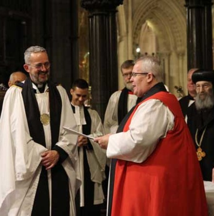 Anglican and Oriental–Orthodox Churches Sign Historic Agreement in Christ Church Cathedral, Dublin