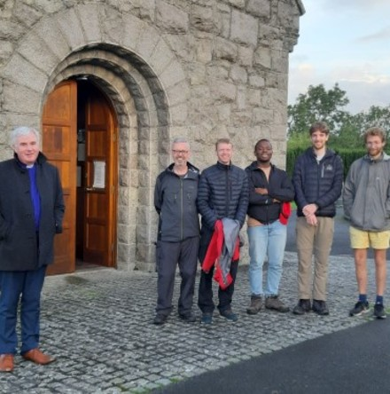 Cork parish goes on pilgrimage in the footsteps of St Patrick