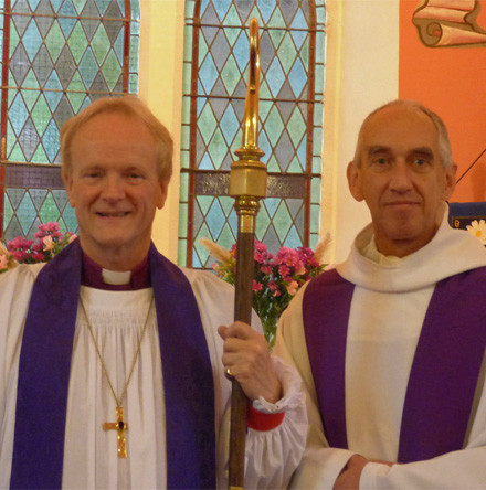 New Priest–in–Charge for Achonry