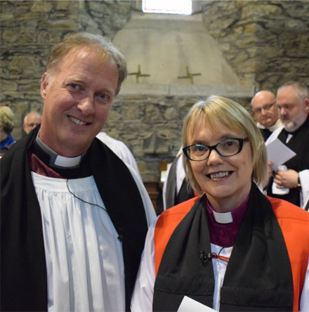 New Dean of Kildare installed
