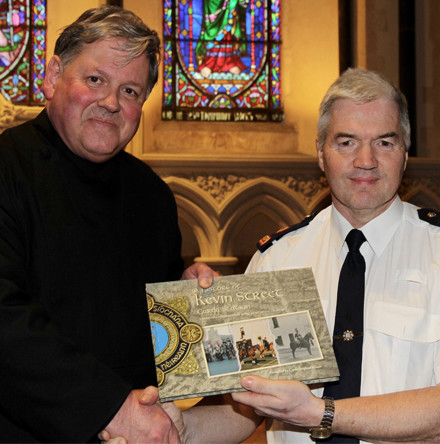 Celebration of charities' work as St Patrick's Cathedral fund distributed