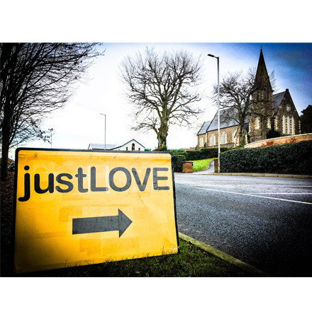 justLOVE launches in Armagh diocese