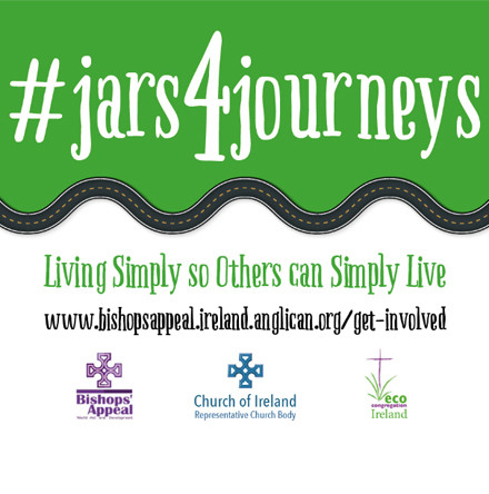 #Jars4Journeys Lenten initiative supports communities affected by climate change