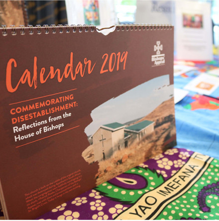Limited edition Bishops' Appeal 2019 calendars now available in all dioceses