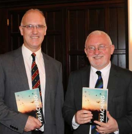 Bishop Good praises 'forward–looking and revitalising' new book 'Perspectives on Preaching' at its launch