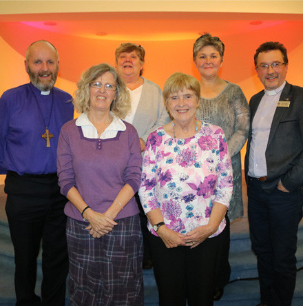 Development and outreach are focus of Connor Synod
