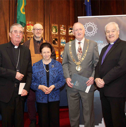 'Together we can create cultures of welcome, hospitality and inclusion' - Launch of new interfaith strategy in Dublin