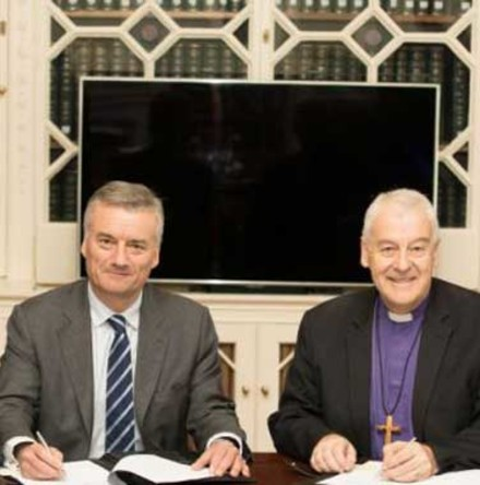 Church of Ireland Theological Institute and Trinity College Dublin sign Master in Theology MOU
