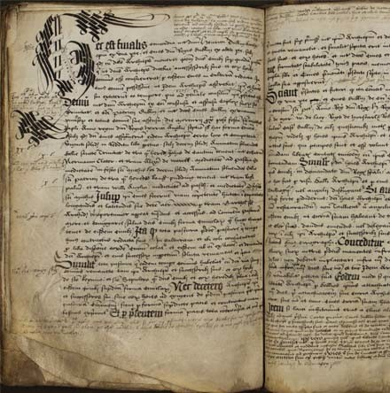 Online release of the digitized Alen Register showcases pre–Reformation world in Dublin & Glendalough