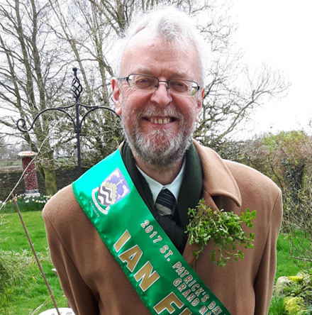 Parishioner of Christ Church, Fermoy, Chosen as Grand Marshall of St Patrick's Day Parade
