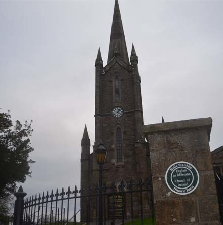 Donegal Parish Church to Reopen Following Lightning Strike