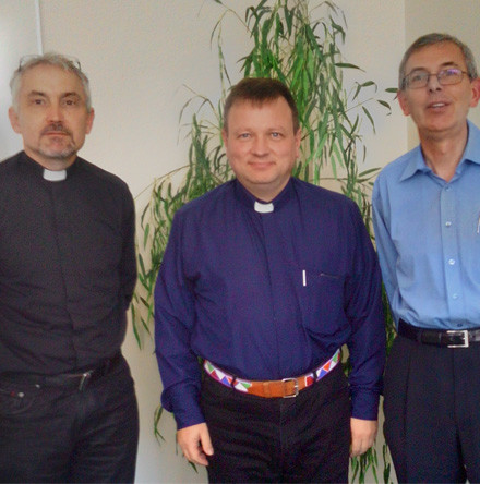 Church In Chains meets with Church of Ireland Council for Mission