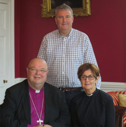 New Chaplain for Bandon Grammar School in Cork, Cloyne and Ross
