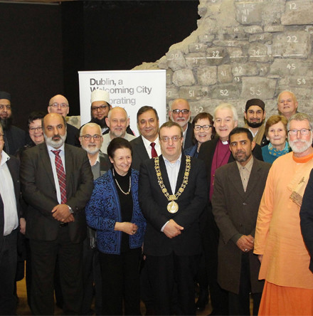 New initiative promoting interfaith understanding launched in Dublin